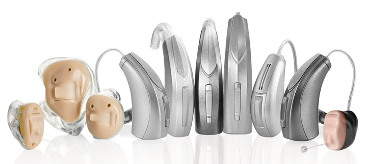 Wireless and tinnitus solution hearing aids in uae