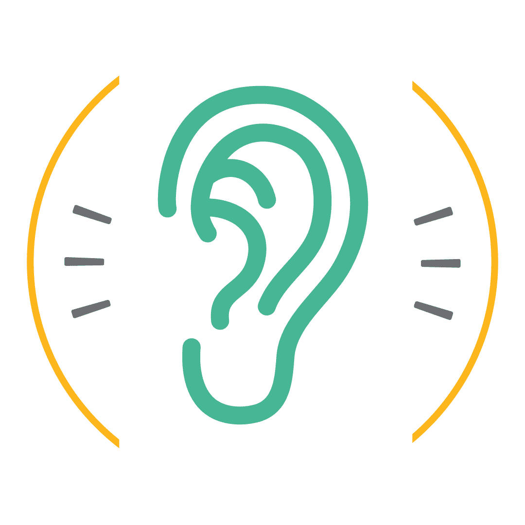 All hearing care services icon